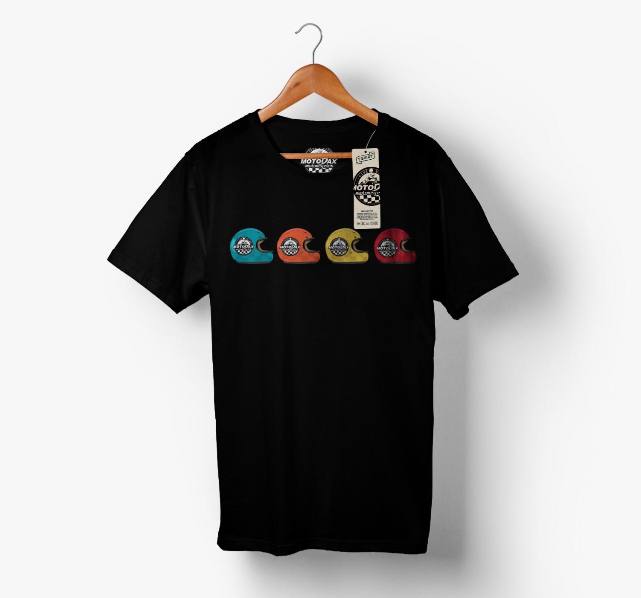Camiseta estilo vintage Motodax