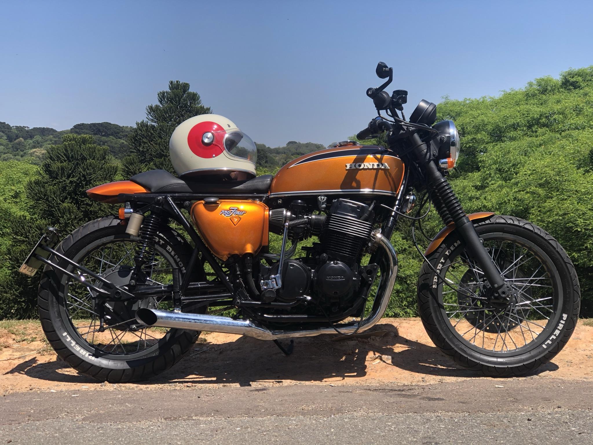 Honda CB 750  1973